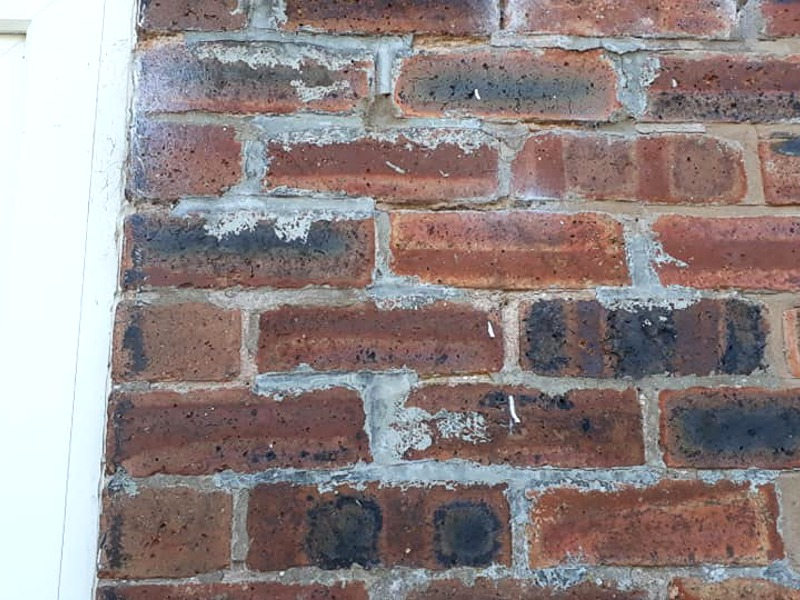replacing pointing