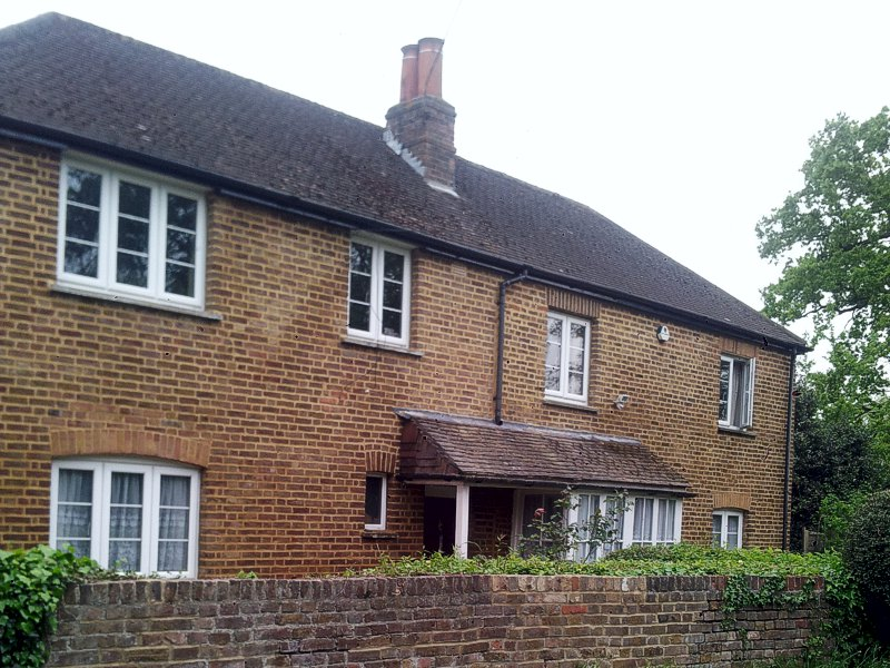 repointing and brick restoration