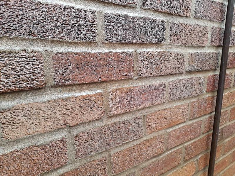 Mancot repointing project